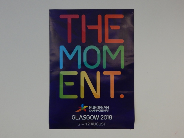#THEMOMENT Glasgow2018 - Laura Vergani