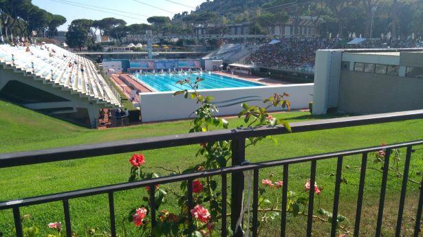 Stadio Del Nuoto - Roma/Alessandro Bacchi