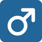 simbolo maschile